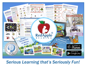 Red Apple Reading - resources included with membership