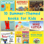 10 Summer Themed Books for Kids - Red Apple Reading