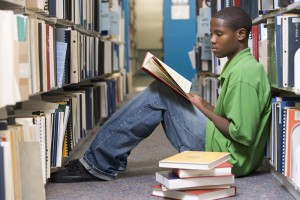 Promoting Literacy among African American Boys