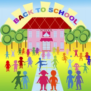 Transitioning Back to School - Red Apple Reading Express