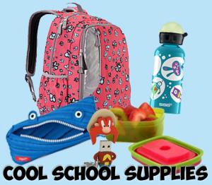 Cool School Supplies - RAR