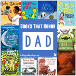 Books That Honor Dad - Red Apple Reading
