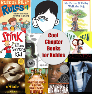 10 cool chapter books for kiddos red apple reading blog