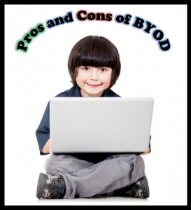 Pros and Cons of BYOD - Red Apple Reading Express