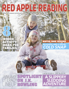 Red Apple Reading magazine - January 2016 edition