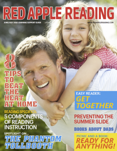 Red Apple Reading magazine - June/July 2016