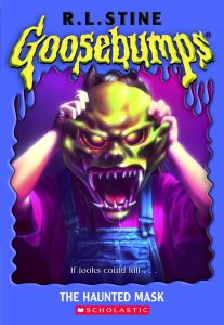 Spotlight on RL Stine - Red Apple Reading