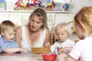 Choosing a Preschool - Red Apple Reading Express
