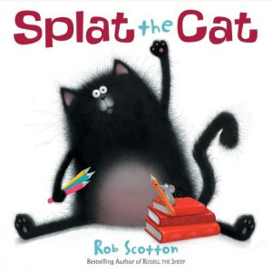 6 Great Nighttime Reads for Curious Souls - Splat the Cat - Red Apple Reading