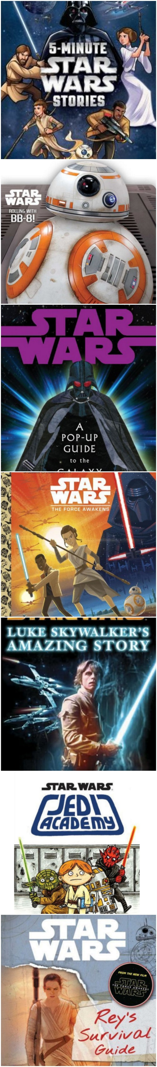 Star Wars Books for Kids - Red Apple Reading