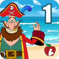 Reading Island Adventures - Google Play - Red Apple Reading