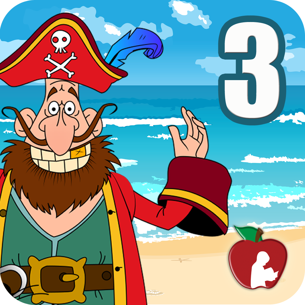Reading Island Adventures 3 - iTunes - Red Apple Reading