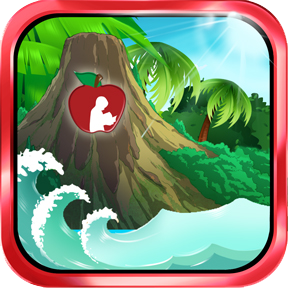 Island Vocab & Reading Comp Videos - Red Apple Reading