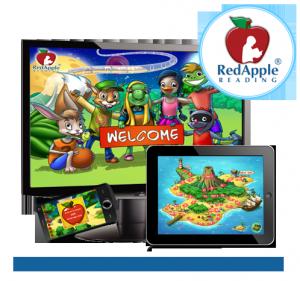 Red Apple Reading Website Image