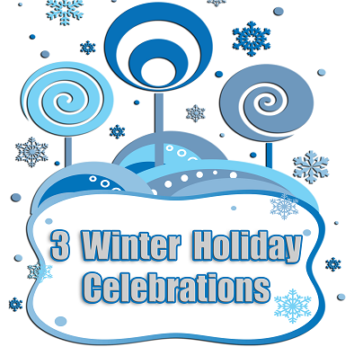 3 Winter Holiday Celebrations - Red Apple Express
