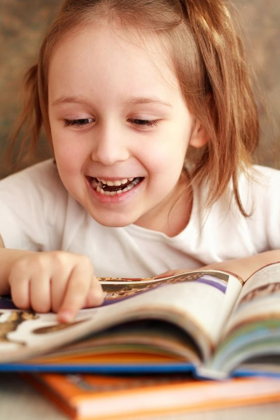 What Kinds of Books Should My Child Be Reading?