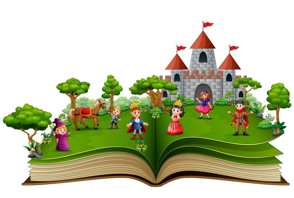 The Power of Stories | Red Apple Reading Blog