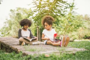 Enrich Your Child's Summer Reading