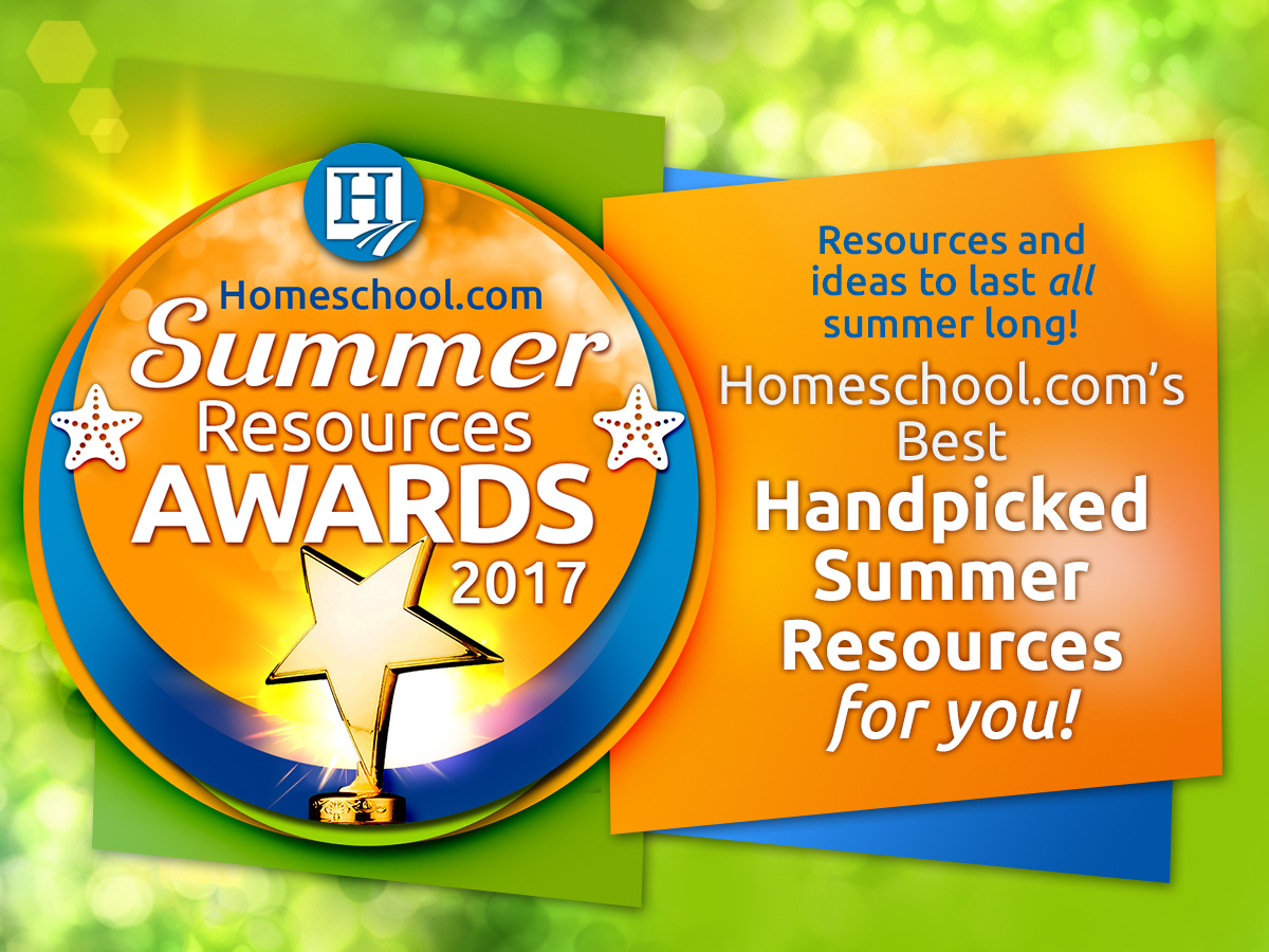Red Apple Reading wins Homeschool.com Summer Resources Award 2017