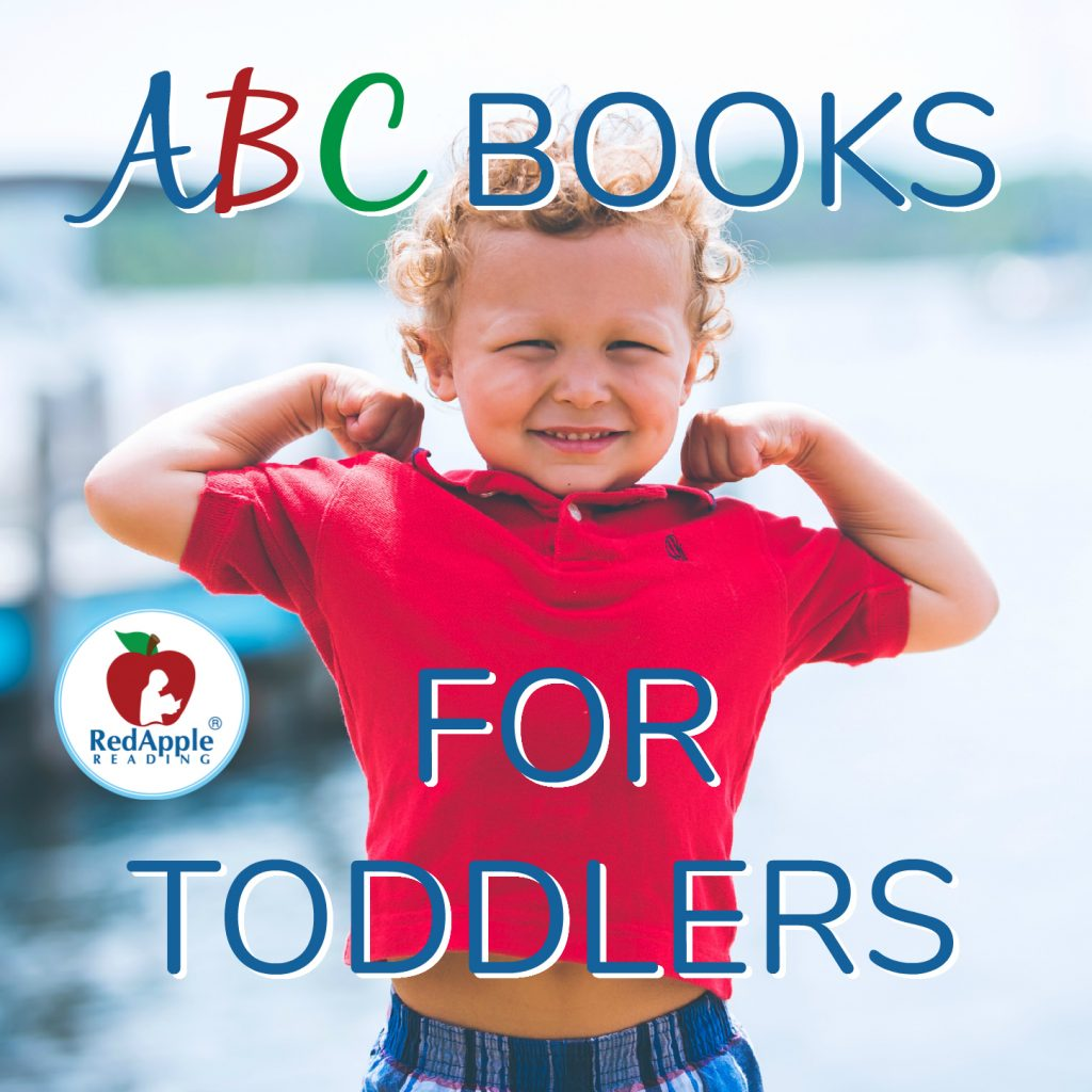 ABC Books for Toddlers - Red Apple Reading