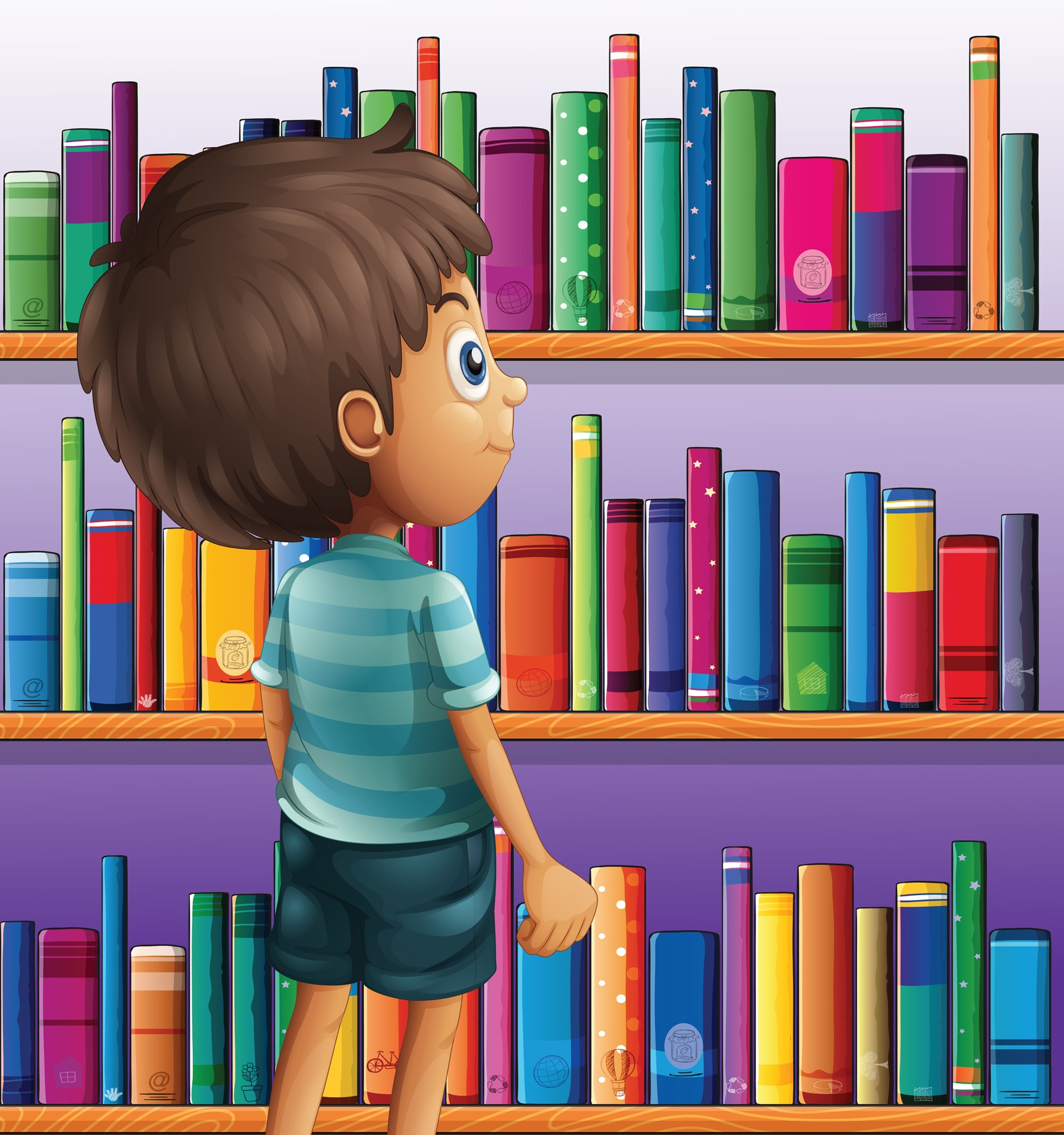 5 Reasons School Libraries Rock! - Red Apple Reading