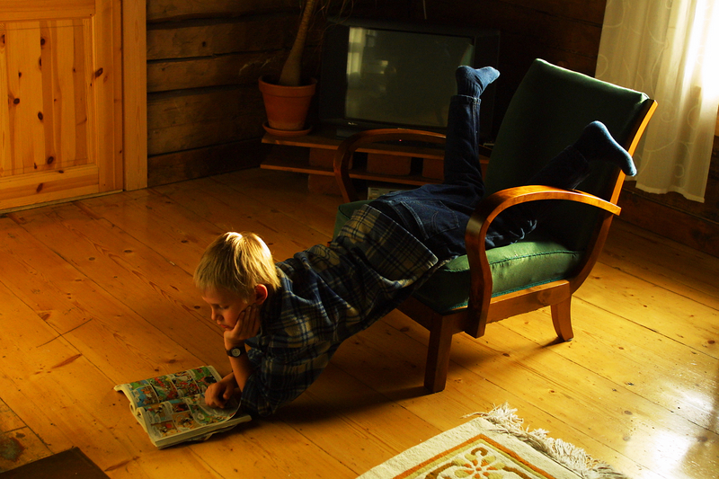 10 Quick Tips for Reading at Home