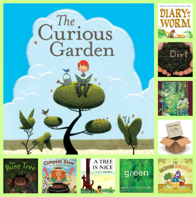 10 Earth Day Reads  Red Apple Reading