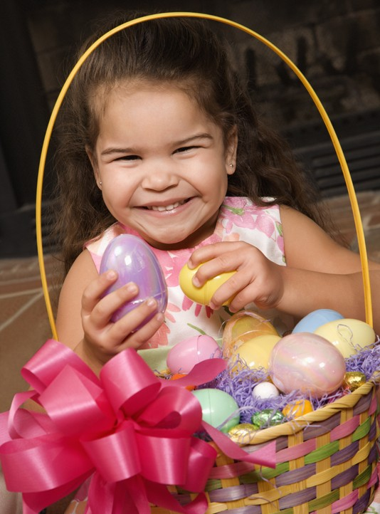 Easter Basket Ideas from Red Apple Reading