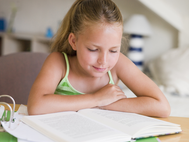 How to Build Reading Comprehension at Home