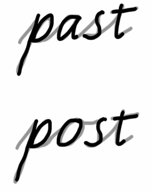 Read Cursive Fast - print-style s hiding inside cursive s