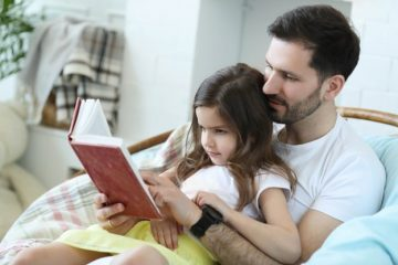 Inspire a love of reading in young children