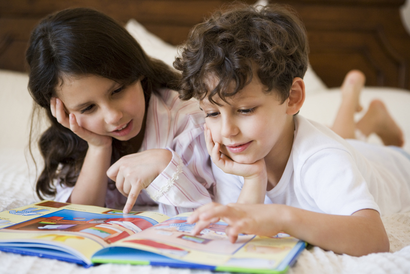 Building Reading Comprehension at Home