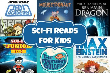 Good Sci-Fi Reads for Kids - Red Apple Reading